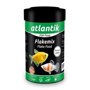 ATLANTİK FLAKE MİX FOOD 120 GR 1000 ML