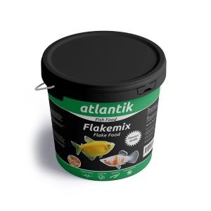 ATLANTİK FLAKE MİX FOOD 1000 GR KOVA