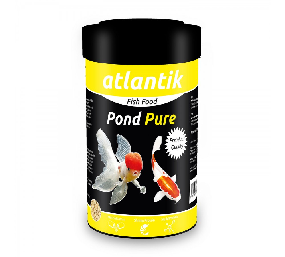 ATLANTİK POND PURE 120 GR 1000 ML