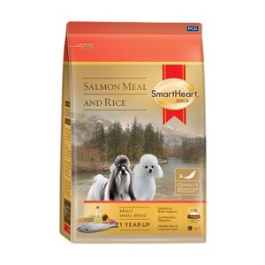 SHG KÖPEK MAMASI GOLD ADULT SMALL BREED SALMON MEAL & RİCE 3 KG (4)