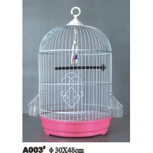 A003 KÜÇÜK SİLİNDİR KAFES 30*48 CM (10)