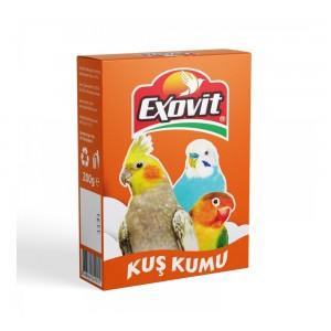 EXOVİT KUŞ KUMU 200 GR (60)
