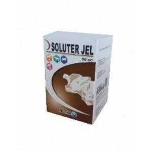 NUTRA SOLUTER JEL (MANTAR - PARAZİT) 50 CC
