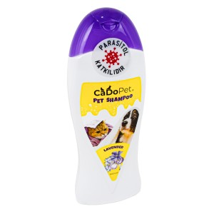CADO PET ŞAMPUAN LAVANTA KOKULU 500 ml