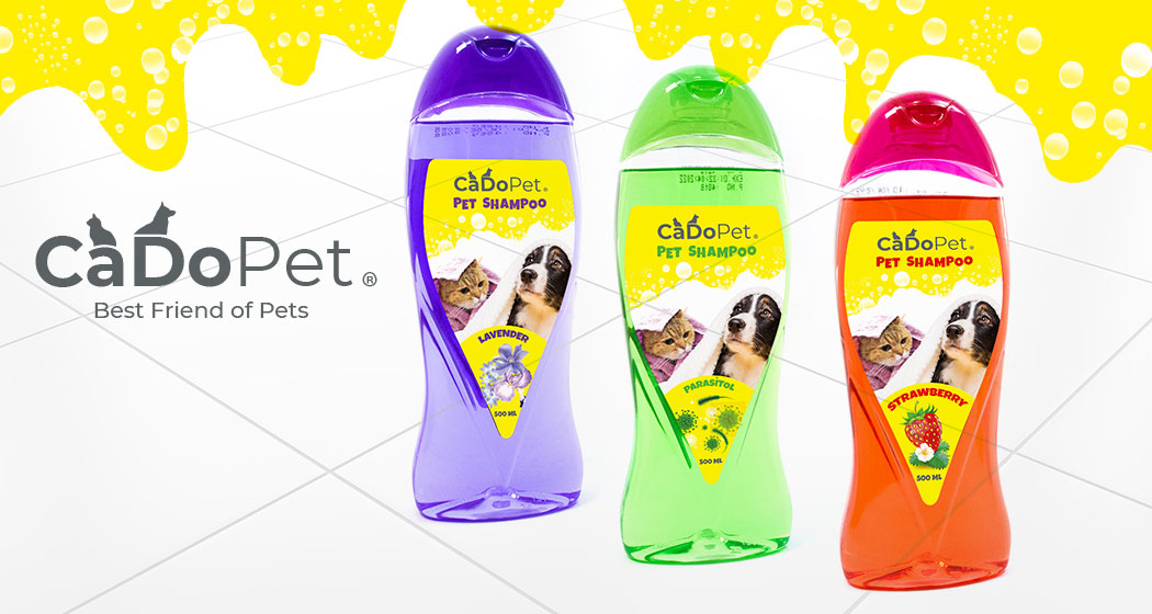 CaDo Pet Şampuan