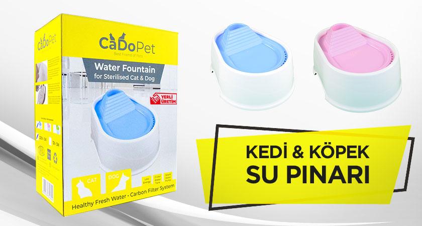 CaDo Pet Su Pınarı